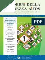Quaderno Della Sicurezza AIFOS DPI n.3 2019