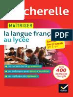 Laurent Nicolas Bescherelle Maitriser La Langue Francaise Au (1)