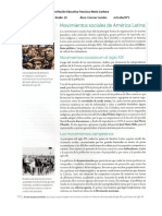 Movimientos Sociales a Latina