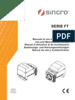 Ft Sincro Manual 2018