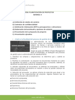 GESTION DE ADQUISICIONES  DE UN PROYECTO - PREGUNTAS FRECUENTES - SEMANA 3