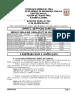 Bg n 148 - De 11 Agosto 2021