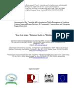 Ecotourism report final
