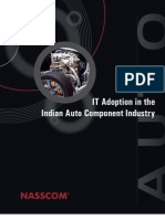 NASSCOM Report on IT Adoption in the Auto Component Industry