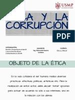 ETICA Y LA CORRUPCION