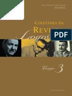 Coletânea Da Revista Logosofia TOMO III