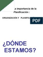 UNIDAD I_2_Imp.Planificación_La Organización_MCB