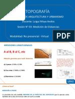 SESIÓN 03 - MEDICION DE DISTANCIAS (1)