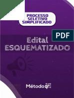 Edital Verticalizado - Temporário SEEDF