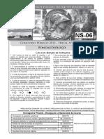 NS 06 Fonoaudiólogo