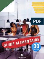 Guide Alimentaire v8 Lien Avril 2020