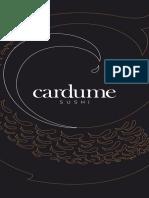 Cardápio - Cardume