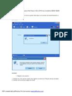 FERRAMENTA DO MODEN 04Passo_a_passo para Verificar o  Erro619