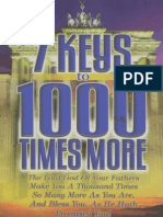 7 Keys to 1000 Times More - Murdock