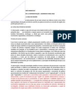 4 - resumo - PIERRE BOURDIEU - O PODER SIMBÓLICO CAPÍTULO V