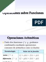 Clase 24-Operaciones con Funciones
