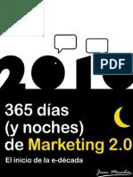 365 dias y noches de Marketing 2.0