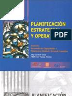 Planificación Estratégica y Operativa Desarrollo de Capcidades, Plataforma Sindical y Laboral
