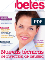 Diabetes Mar - Abril 2011
