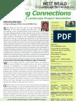 WWLP Newsletter #4 Spring 2011