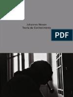 Teoria Do Conhecimento - Johannes Hessen