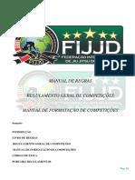 regras fijjd - oficial 2021