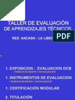 Exposiciónn Evaluacion Red 3
