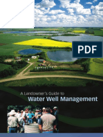 A Landowners Guide to Water Well Management