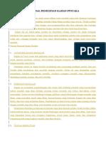 Format Penulisan Proposal Penelitian Kajian Pustaka - Moch Ahlan Munajat - Fakultas Teknik dan Ilmu Komputer - Teknik Industri - Universitas Komputer Indonesia