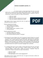 percorso fisico-chimico 5 relazione dettagliata