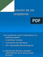 Farmacologia - Regulacion de Los Receptores