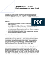 Basic Cardiac Assessments