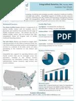 INMD Fact Sheet April