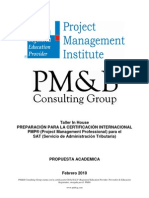Propuesta PMP