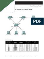 Tp Configuration Stp