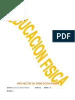 PROYECTO DE EDUCACIÓN FÍSICA