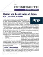 Concrete Joints ACPA