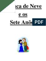 História+da+Branca+de+Neve+e+os+Sete+Anões+em+Formato+PDF