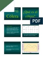 Resumen Cólera
