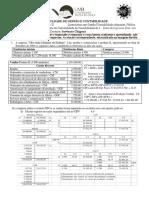 Rectif Teste I de Contabilidade de Custos I 2021 Correcção