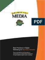Best Practices in Digital Marketing for Business Schools - Delhi Planet Media