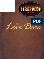 FireProof - The Love Dare - 40 Day Challenge (2008)