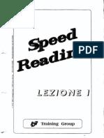 (Doc Ita) A Di M A - Speed Reading, Corso Di Lettura Veloce - Hrd Training Group Corso Corsi Manuale Manuali