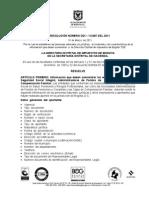 Resolucion 112487 31 Marzo_2011 Medios Magneticos Shd