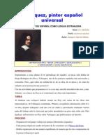 Velázquez, un pintor universal