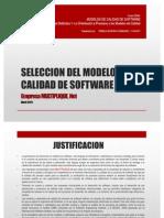 PARALELO CMMI ISO 12207 ISO 15504