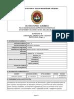 1704258 - Silabo Dufa Administracion y Gestion Empresarial