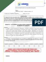 Atividade Avaliativa Especial - Prova 1 (6)