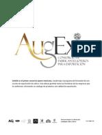 Ficha Técnica, AuGex 2011