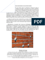 Indicaciones relacionadas con el uso del tubo Karsten